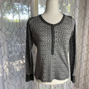 Kuhl Button Front Pullover Size Small